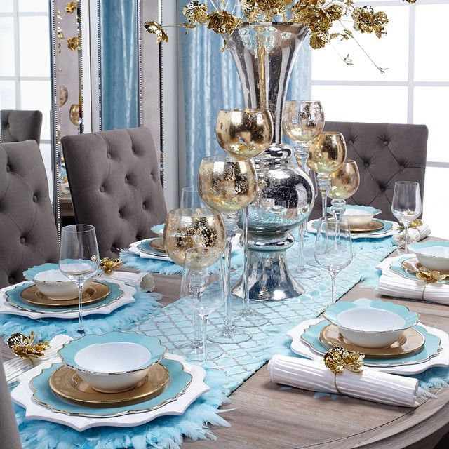 Shabby Chic Kitchen Table Centerpieces: Instagram Post By Interior Design & Home Decor (@inspire