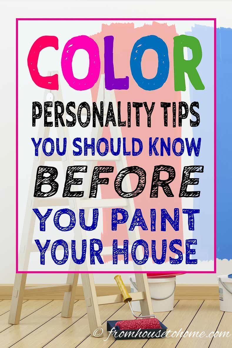 These Tips On Room Color Psychology Are A Great Way To Decide The Paint For Your Home Knowing What Meanings Really Helped With