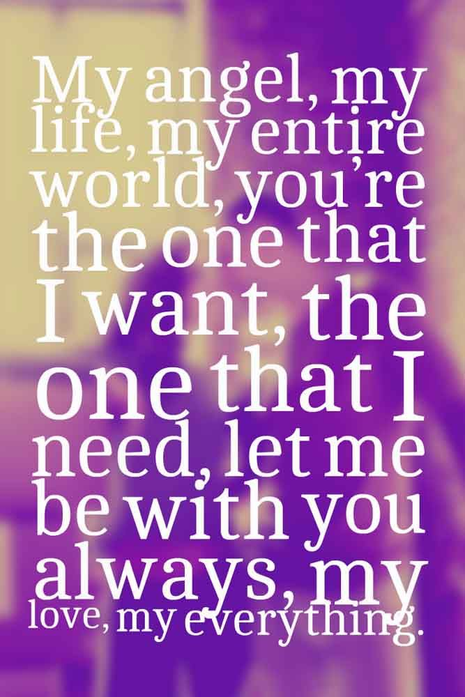 Inspiring Love Quotes for Her ★ See more: http://glaminati.com/inspiring-love-quotes-for-her/