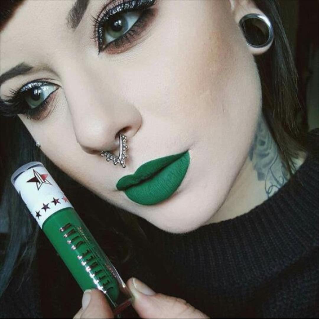 MISTLETOE by jeffree star   War Paint!   Hair Makeup, Eye ...