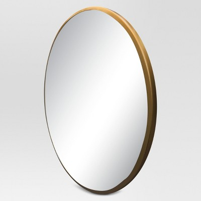 . Round Decorative Wall Mirror Brass   Project 62 in 2019   Products