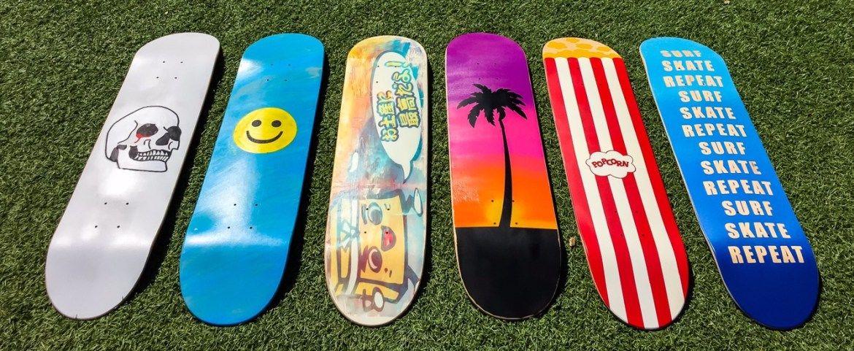 DIY Skateboard Decks in 2020 Diy deck, Skateboard decks