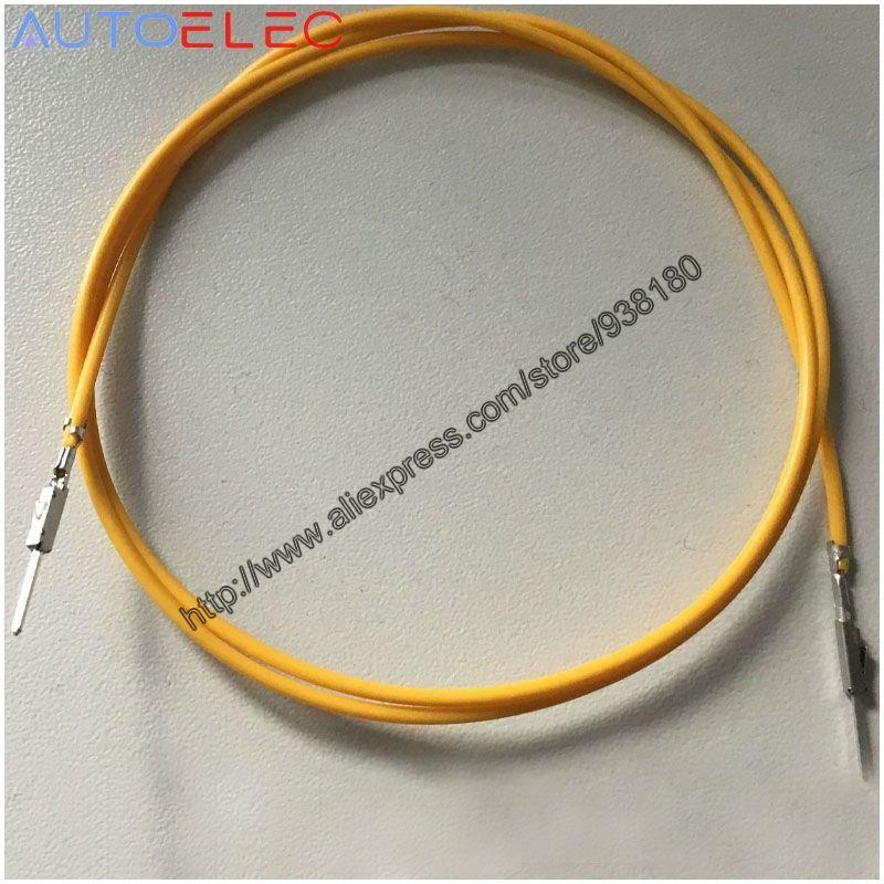 [Visit to Buy] 2Pcs Repair Wire 000979012E Quadlock MQS