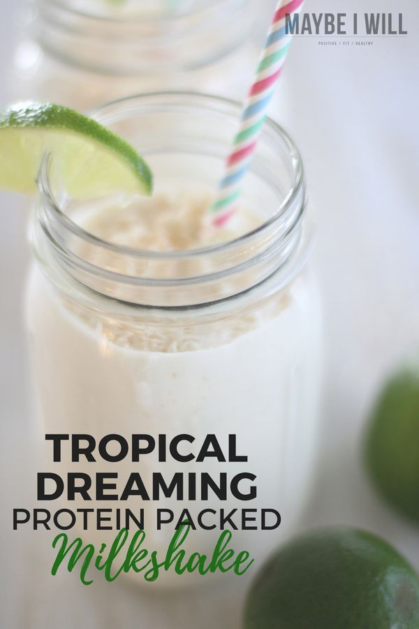 This tropical protein packed milkshake is filled with yummy beachy goodness with pineapple, coconut, and lime! We are want to say thanks if you like to share this post to another people via your facebook, pinterest, google plus or twitter account. Right Click to […] tropical protein packed milkshake is filled with yummy beachy goodness with pineapple, coconut, and lime! We are want to say thanks if you like to share this post to another people via your facebook, pinterest, google plus or twitter account. Right Click to […]