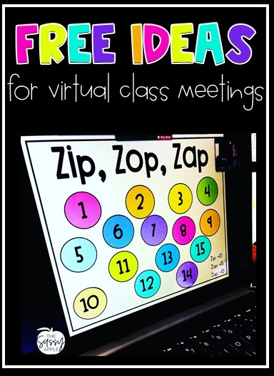 Free Games & Activities for Virtual Class Meetings in 2020