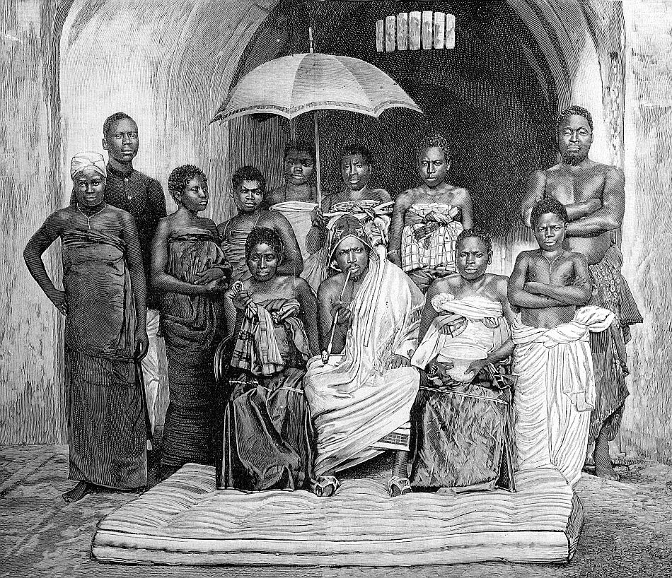 Amazons of Dahomey – the most feared women in history. Super bad ass chicks!