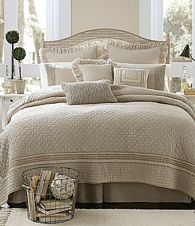 Noble Excellence Villa Adrienne Quilt Collection Dillards For The Home Home Decor Villa