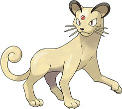 Persian is a Normal type Pokémon introduced in Generation 1. It is known as the Classy Cat Pokémon.