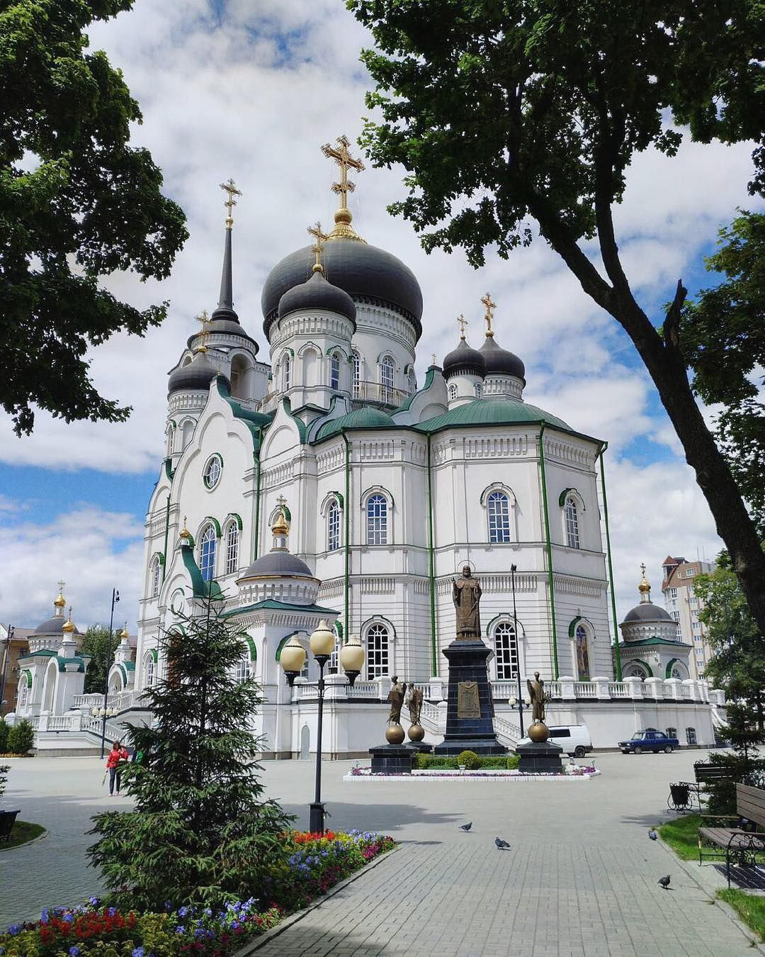 Sights of Voronezh: photos with descriptions, the most interesting places, historical facts and reviews of tourists 42