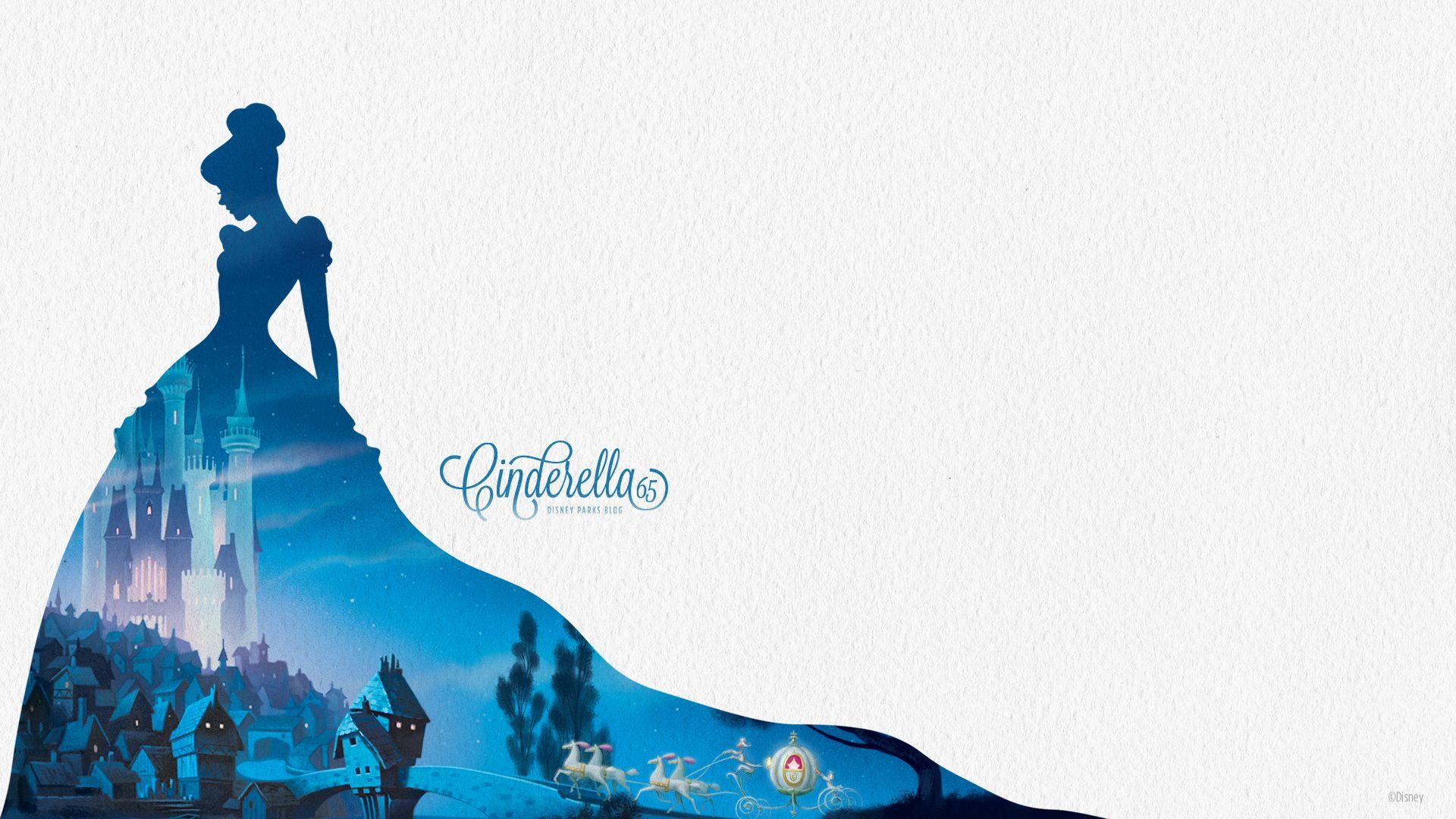 Free Disney Cinderella Desktop Mobile Wallpaper Cinderella Wallpaper Disney Artists Disney