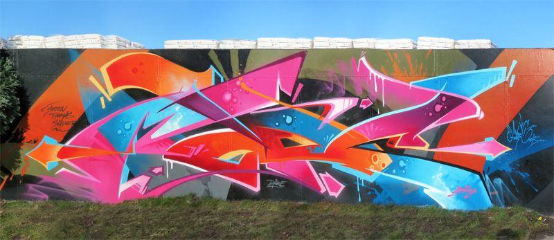 graffiti, MadC Germany 2015