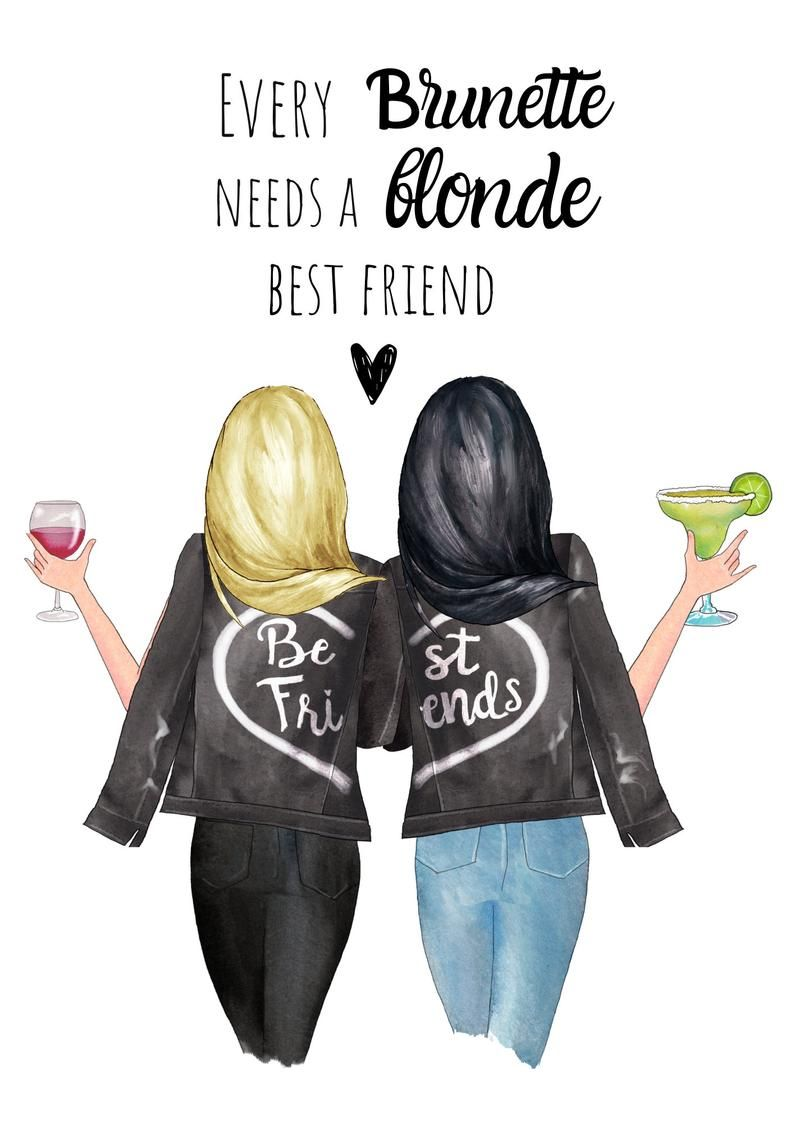 Blonde And Brunette Quotes : blonde, brunette, quotes, Claire