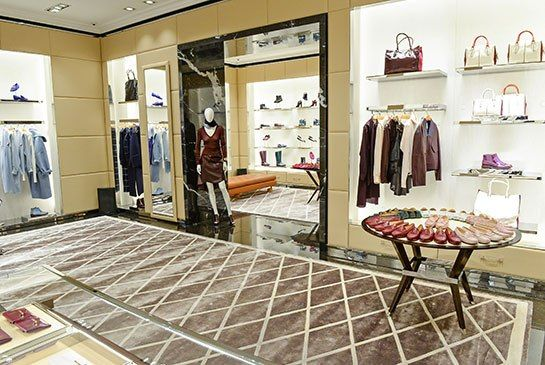 Tod's reveals its newly renovated New York store