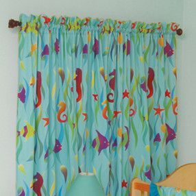 Treyton Rod Pocket Curtain Panels