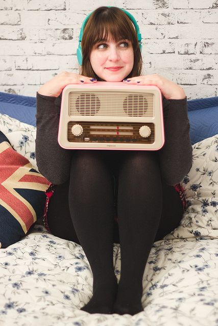 66.100 New Radio by Honey Pie!, via Flickr