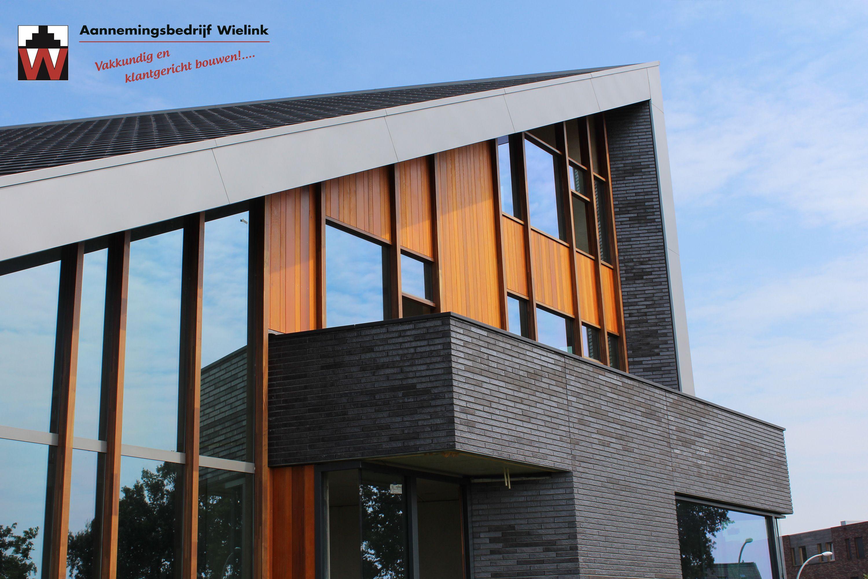 Moderne Woning Bouwen : Moderne villa met ondergrondse garage bouwen * moderne villa