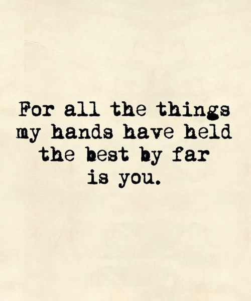 The Best By Far - Beautiful Love Quote | A Little Love ...