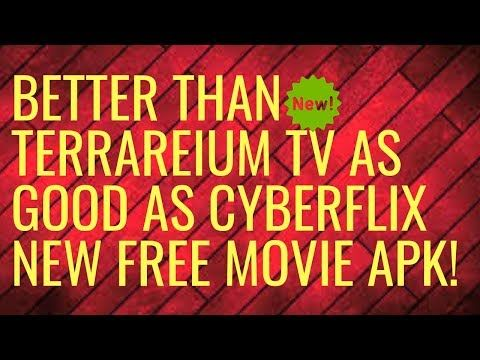 HOTTEST FREE MOVIE APP IS THIS BETTER THAN TERRARIUM TV OR CYBERFLIX