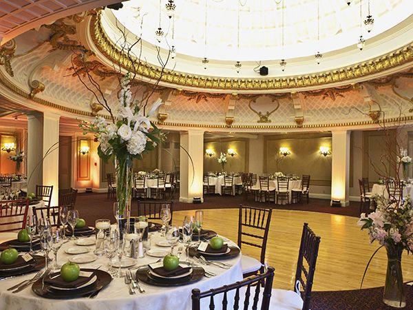 Weddings Lenox Hotel