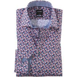Photo of Olymp Luxor shirt, modern fit, Global Kent, red, 46 Olymp