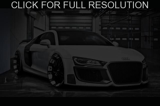 Custom Audi R8