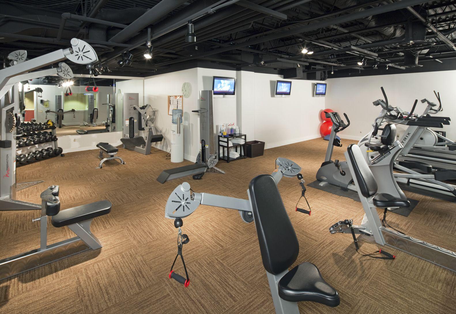 Fitness Center Field Club Of Omaha Fitness Center Fitness Gym Equipment