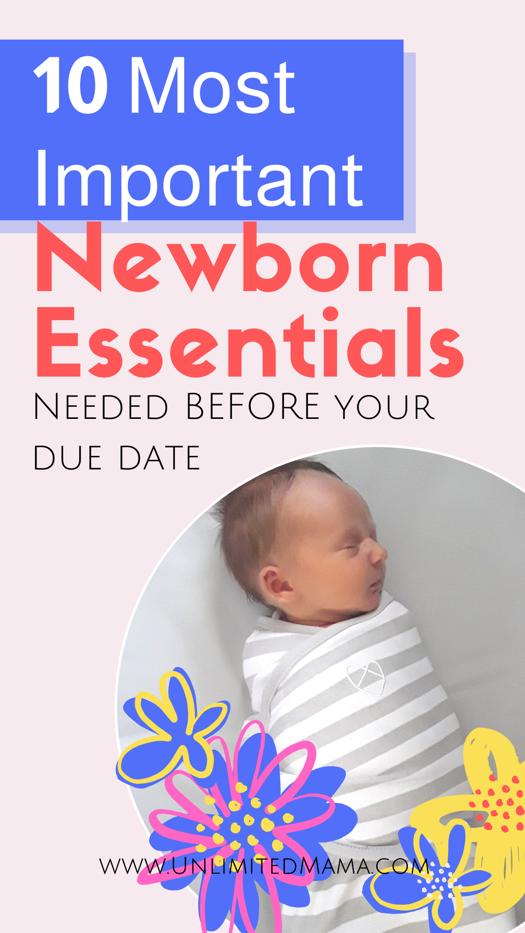 Newborn Essentials Needed For New Moms To Buy Before Your Due Date You Need Items Like The Best Bassinet Travel System In 2020 Newborn Needs Baby Must Haves Newborn