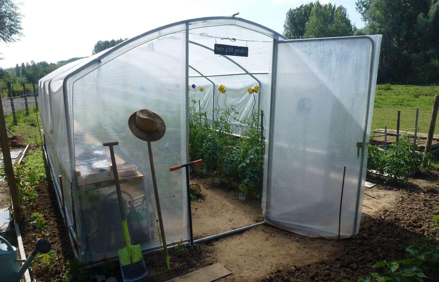 Serre De Jardin 4 Saisons 13 5m2 Kit Manivelles Decouvrez Des Maintenant Toutes Nos Serre De Jardin A Petits Prix Lekingstore Serre Jardin Jardins Serre