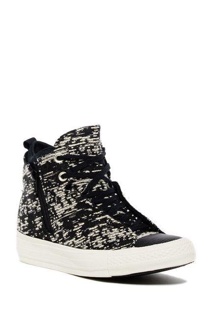 d60cbb1e078 Image of Converse Chuck Taylor All Star Selene Winter Knit Hi Top Sneaker  (Women)
