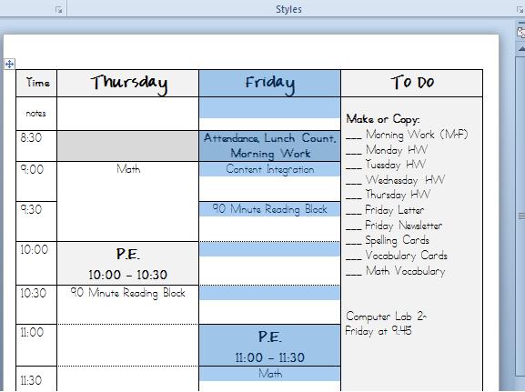 custom lesson plans to easy sub plans