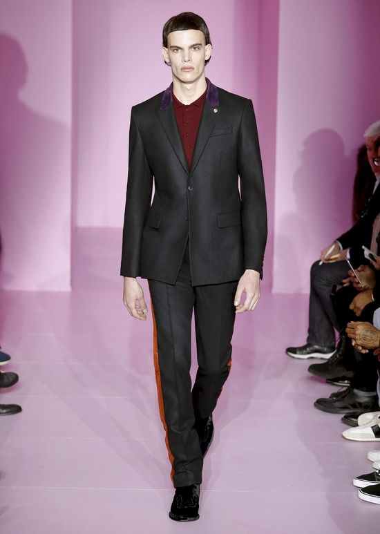 Givenchy - Men-Fall winter 2016 - Show Collection