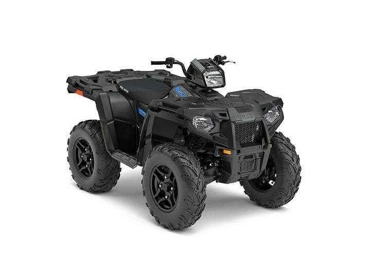 New 2017 Polaris Sportsman® 570 SP ATVs For Sale in North Carolina. STEALTH BLACK Premium SP Performance Package Powerful 44 horsepower ProStar® engine High performance close ratio On-Demand AWD