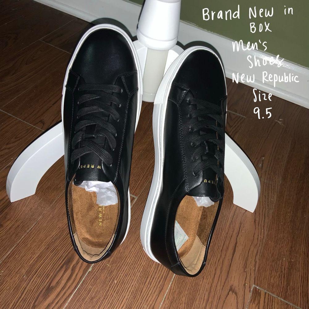 96dd2abf5521b New Republic Men's Shoes Color Black Size 9.5 #fashion #clothing ...