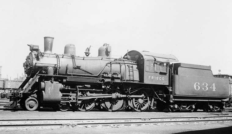 Pin by Asa Martin on 4-6-0   Train, Old trains, Steam engine Steam Train Side View