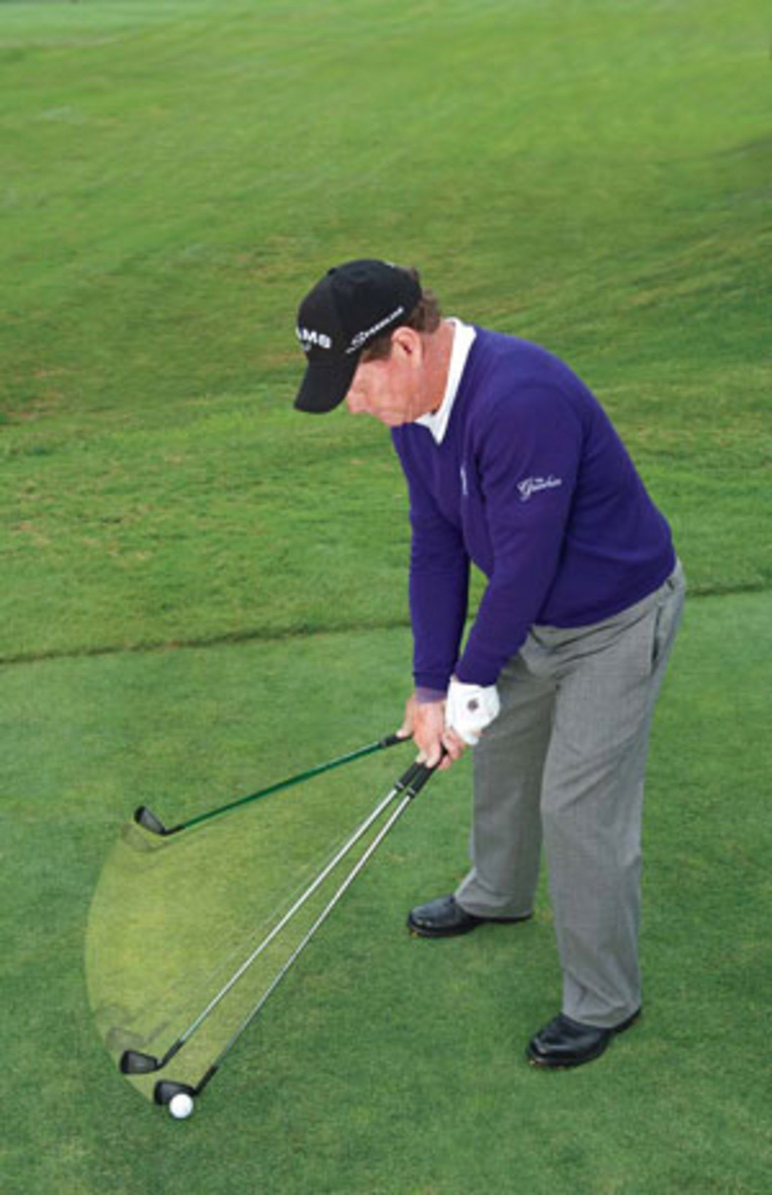 Tom Watson Why You Should Waggle Golf digest, Golf tips