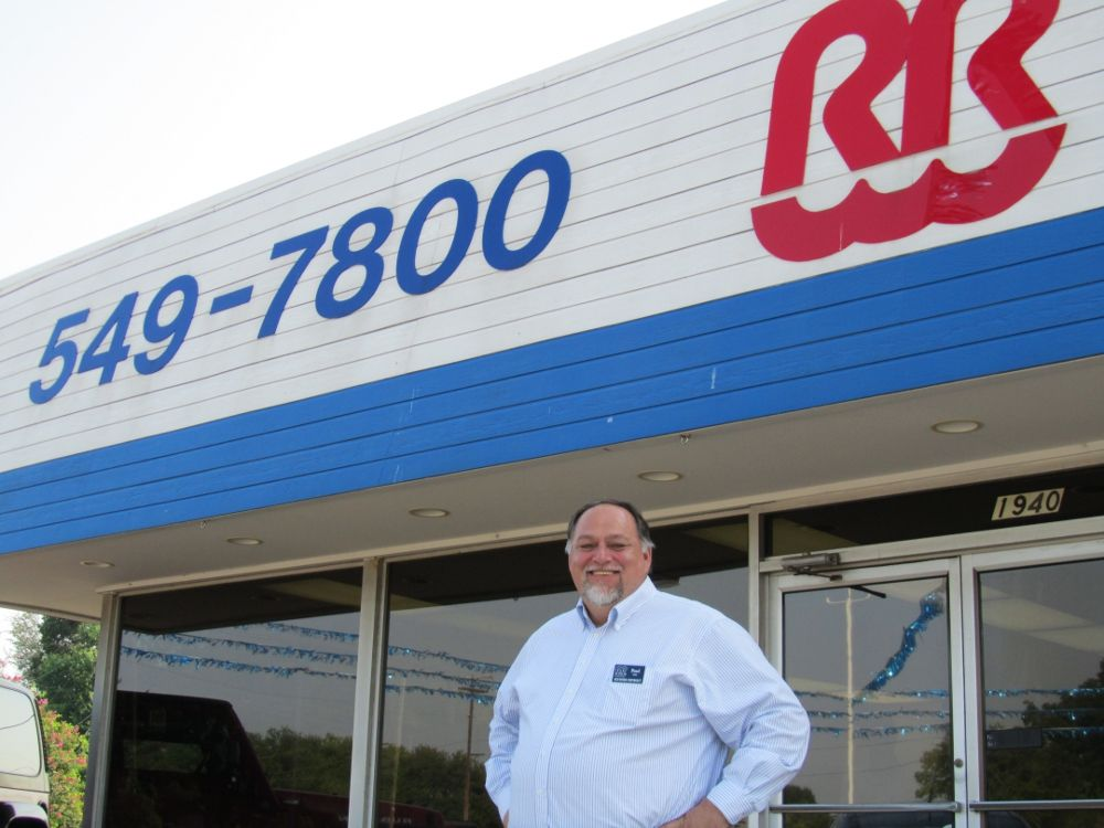 Red River Preowned vehicles sales on Airline Drive in
