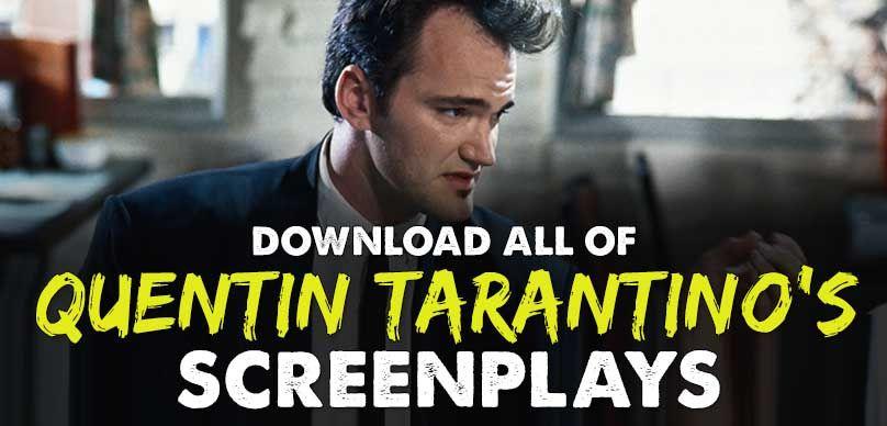 download all quentin tarantino screenplays in pdf filmmaking