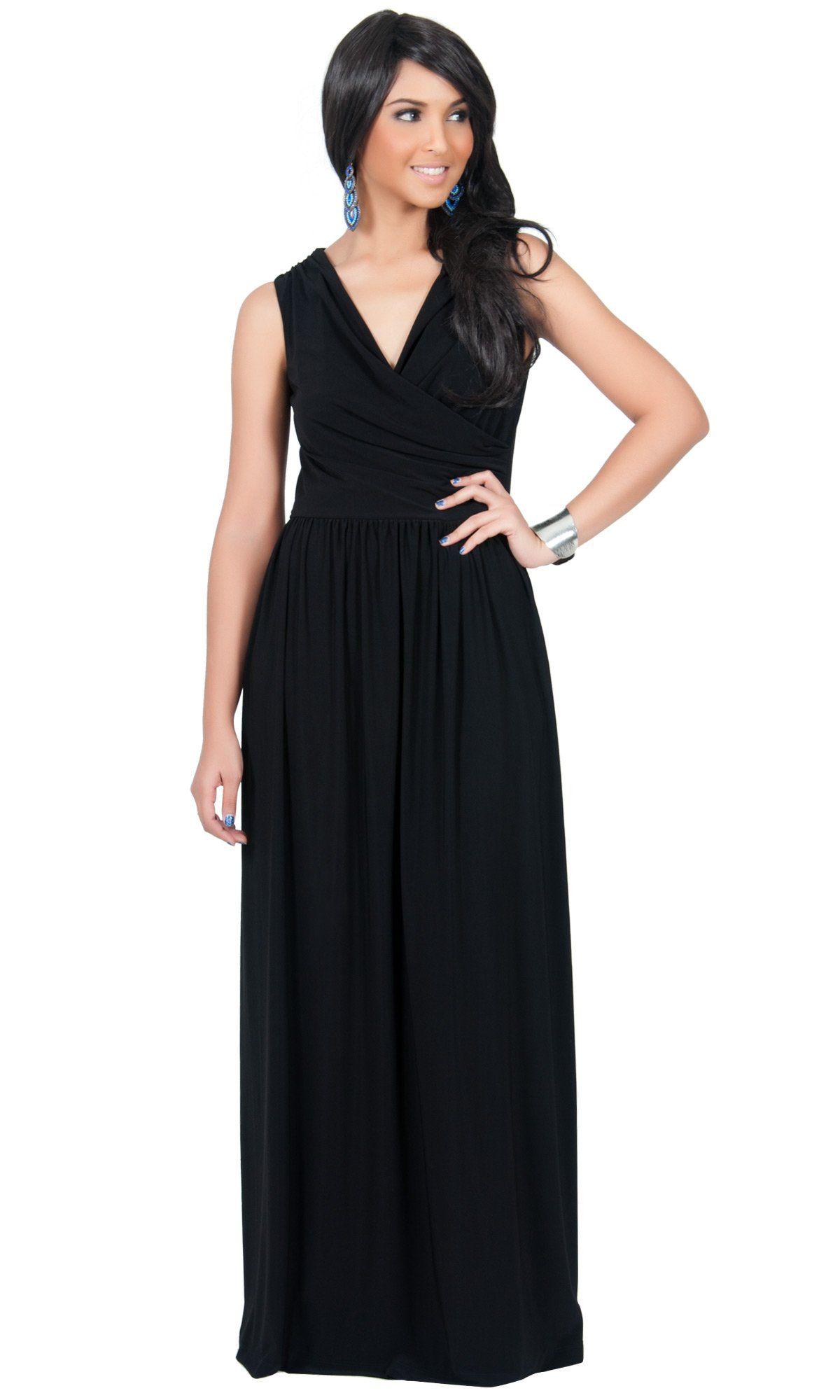 Long wrap dress amazon