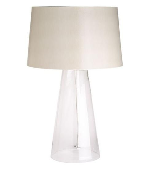 Glass Base Table Lamps Zak Table Lamp  Glass Table Lamps Glass Table And Design Trends