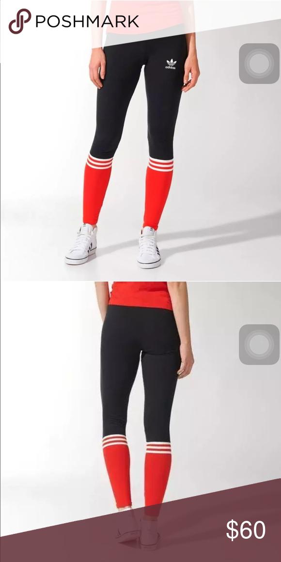 adidas leggings retro