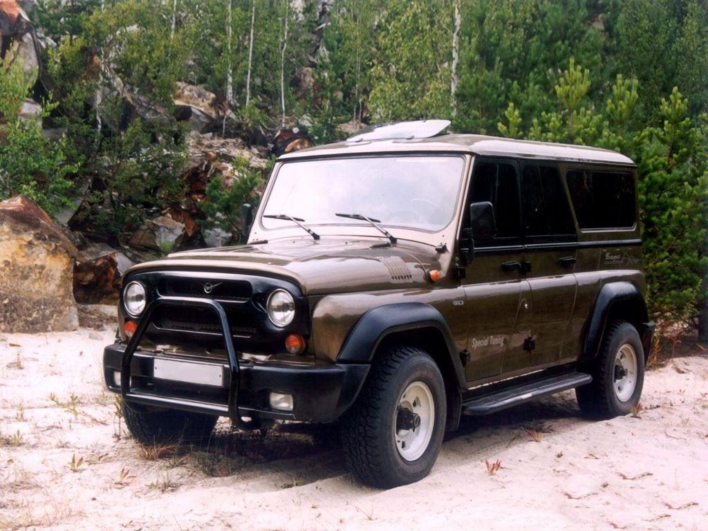 1999 Uaz 3159 Leopard Car Images Car Motor Car
