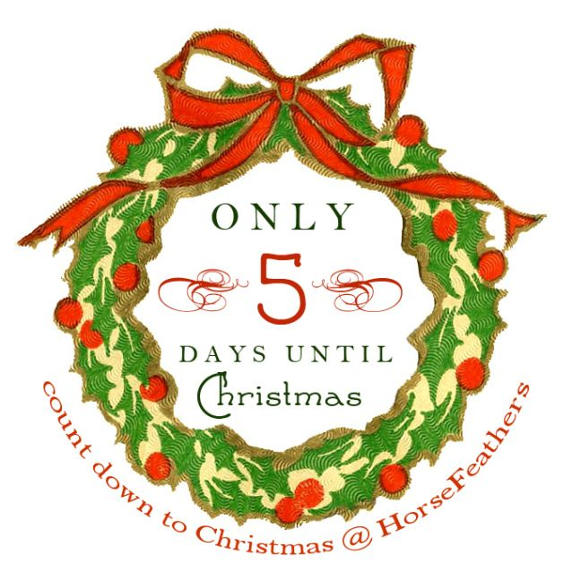 5 days until christmas - Google Search