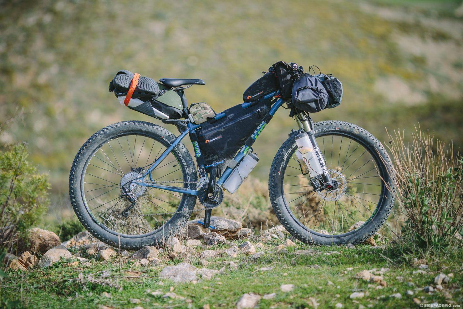 Jamis Dragonslayer Review Bikepacking Jamis Dragonslayer