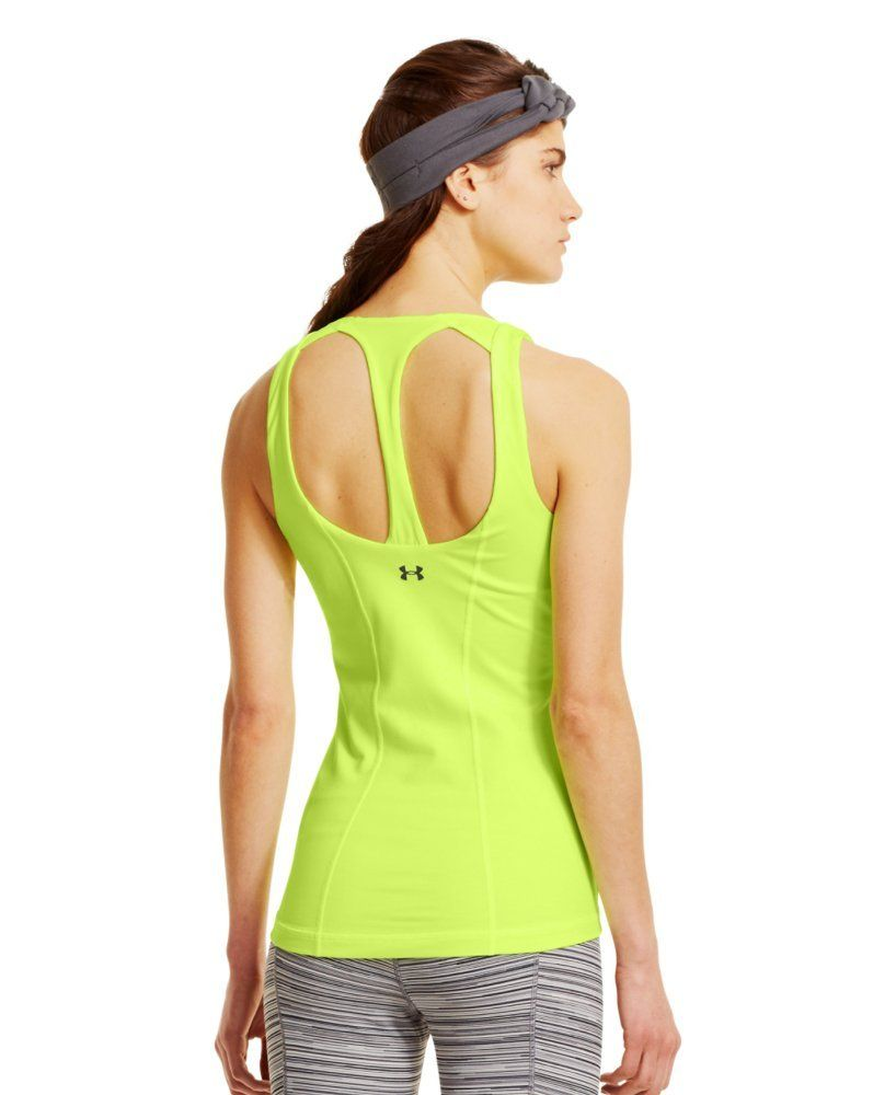 0b99b4e7658bf Amazon.com : Under Armour Women's UA Back In Action Tank : Athletic ...