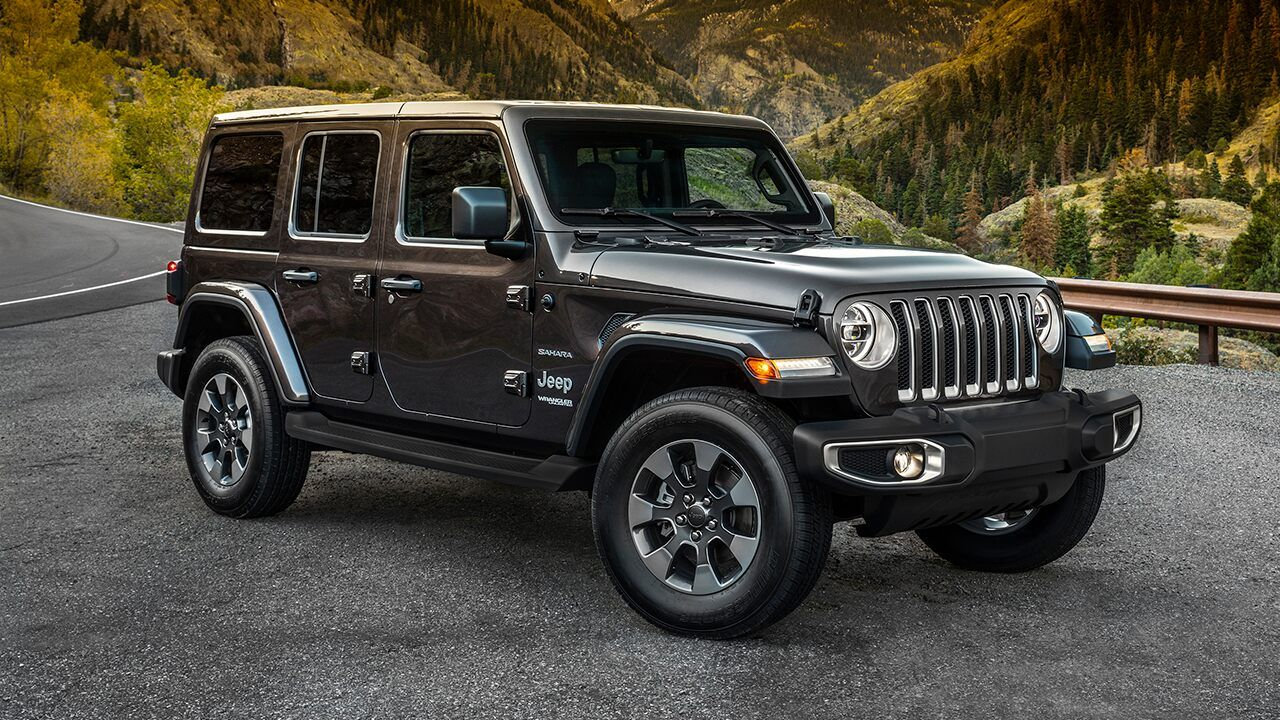 2019 Jeep Wrangler Sahara Test Drive The All Around Wrangler