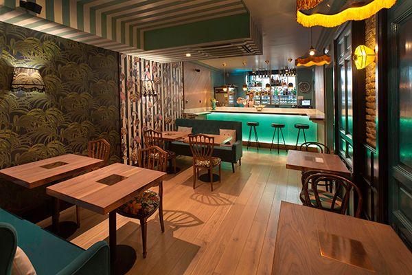 Abre sus puertas Astrolabius. Un Restaurante irreverente en el corazón de Serrano