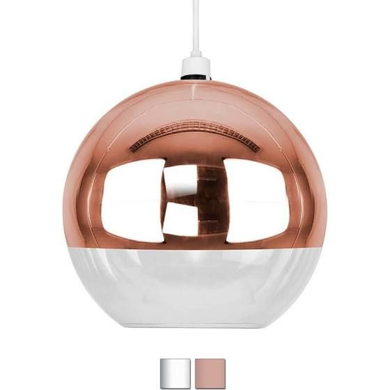 Rose Gold Lamp Shade Google Search Glass Ceiling Lights Gold