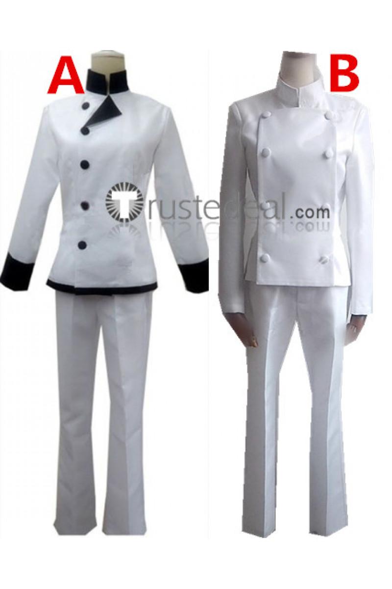 Shokugeki no Soma Nakiri erina School Uniform Anime Cosplay Costume Uniform