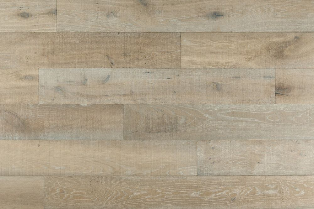 Engineered Hardwood European Oak Whitewash Collection