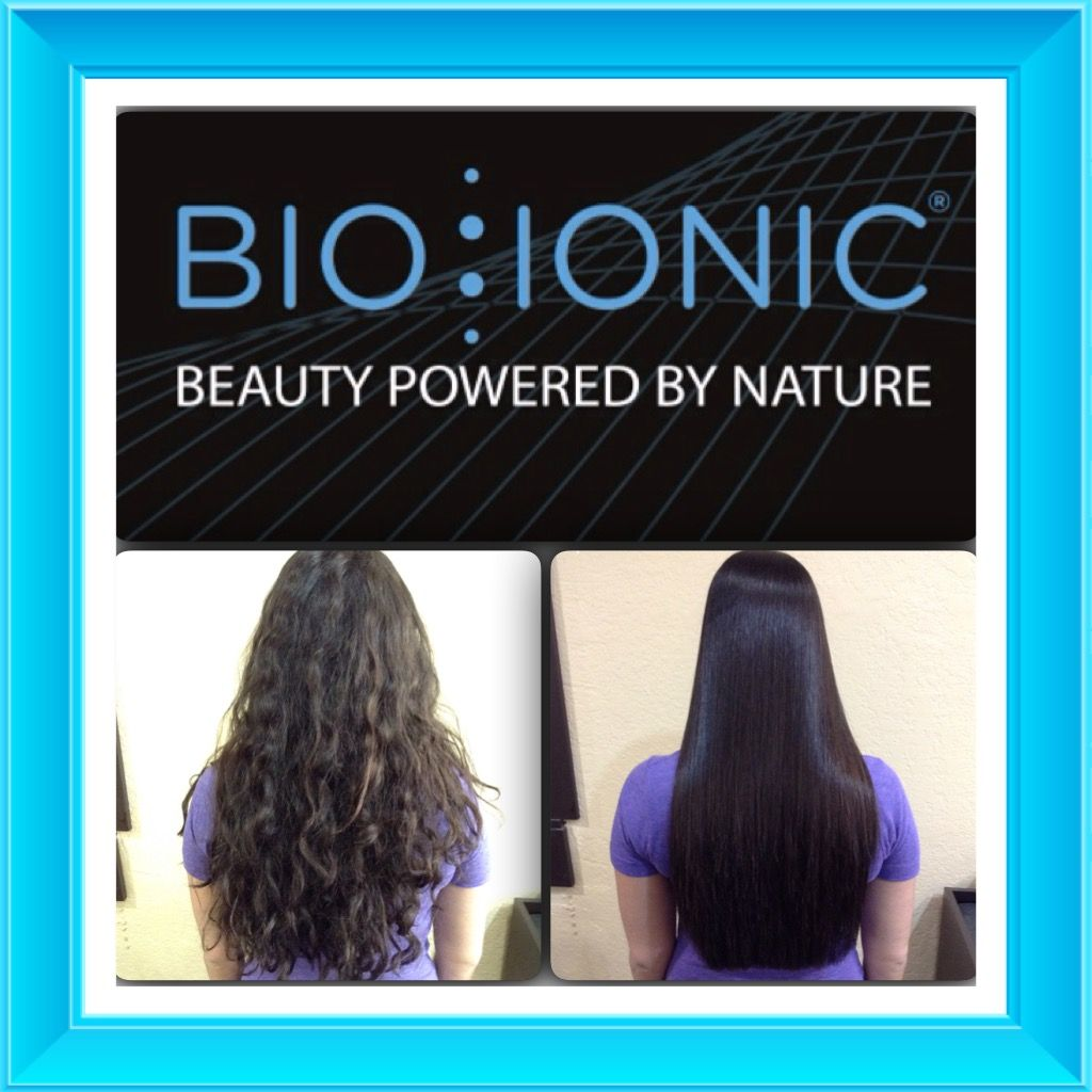 Before And After 8 Hours Japanese Straightening System Japanese